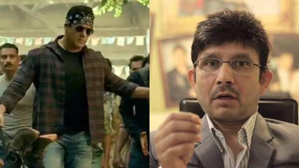 Salman Khan Files Defamation Complaint Against KRK For His Radhe Review; Latter Reacts