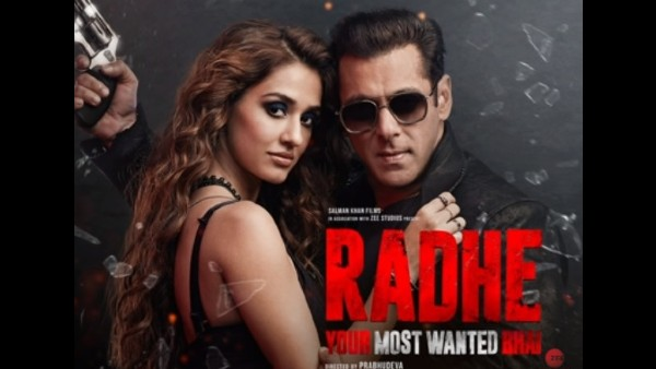ALSO READ: Radhe: Your Most Wanted Bhai: Listen To Full Jukebox From Salman Khan-Disha Patani's Film