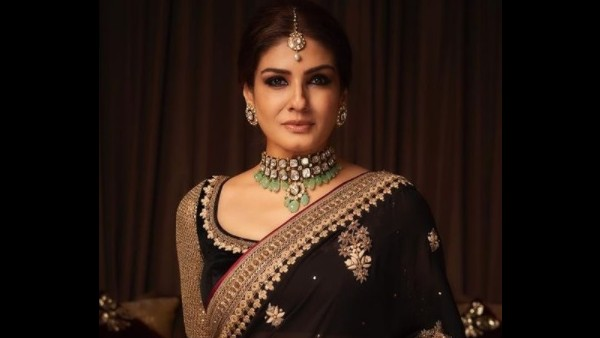 Raveena Tandon Has This To Say About Being Called A Nani At The Age Of 46