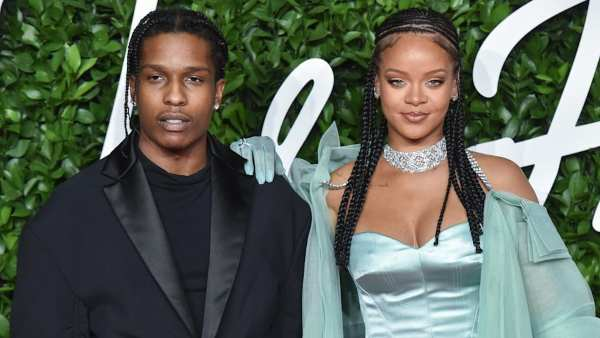 Rapper A$AP Rocky Confirms Dating Rihanna; Calls Her 'The Love Of My Life'