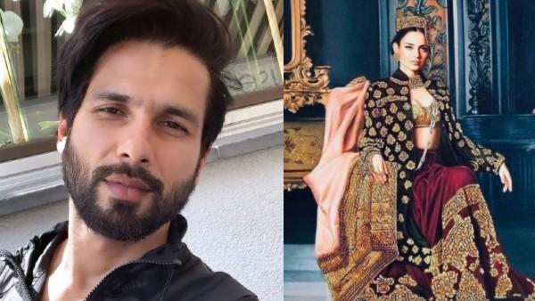 Eid-ul-Fitr 2021: Shahid Kapoor, Kangana Ranaut And Other Stars Wish Eid Mubarak To Fans