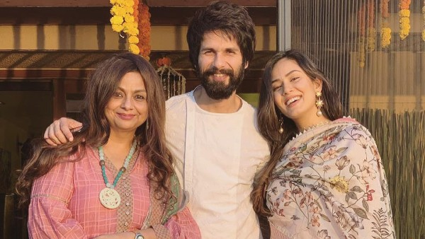 ALSO READ: Shahid Kapoor's Mom Neliima Azeem Recalls Her First Meeting With Mira Rajput; Says 'She Is Not A Spoilt Brat'