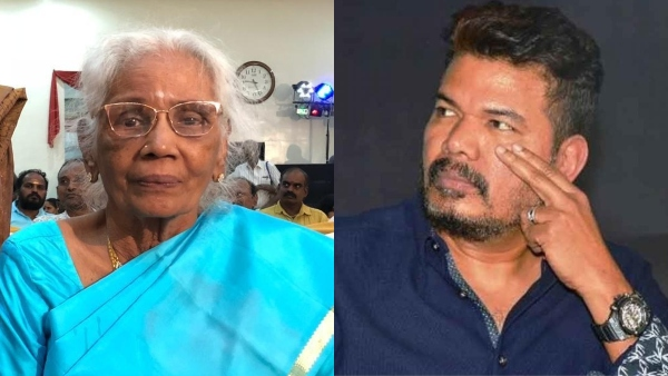 Shankar's Mother S Muthulakshmi Passes Away At 88