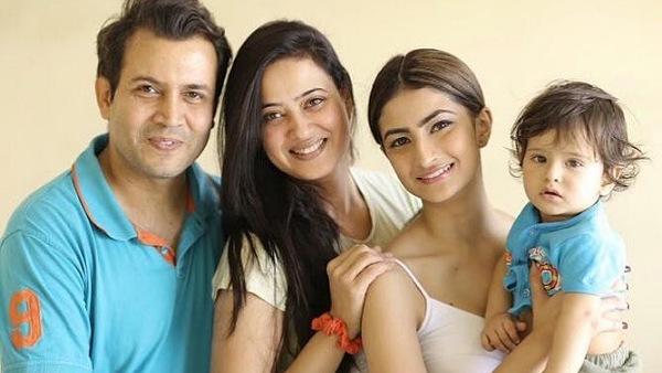Shweta Tiwari Rubbishes Abhinav's Claim; The Actor Reacts