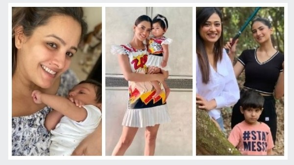 Mother's Day 2021: From Shweta Tiwari To Anita Hassanandani - 5 Stylish Moms Of Telly Town