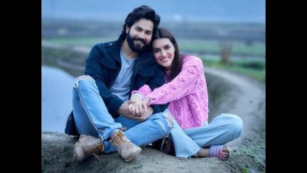 Kriti Sanon On Reuniting With Varun Dhawan In Bhediya