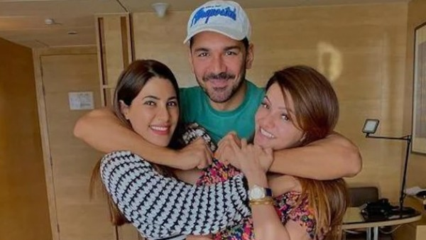 Abhinav Shukla Says Nikki's Brother's Demise Is Heartbreaking; Shares COVID-19 Positive Rubina's Health Update