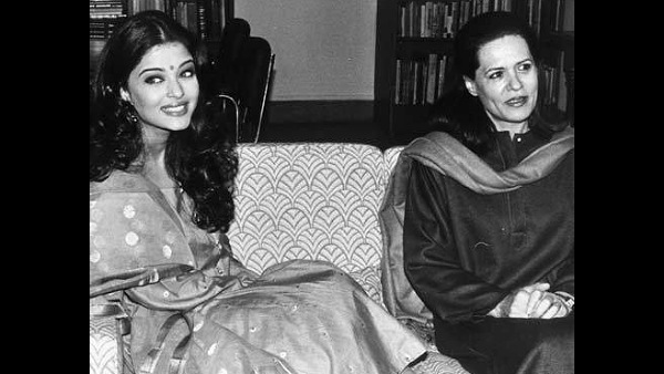 ALSO READL Ever Spotted Aishwarya Rai Bachchan & Sonia Gandhi Together? These Pictures Of The Duo Are Blast From The Past