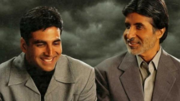 Akshay Kumar On Ek Rishtaa Completing 20 Years