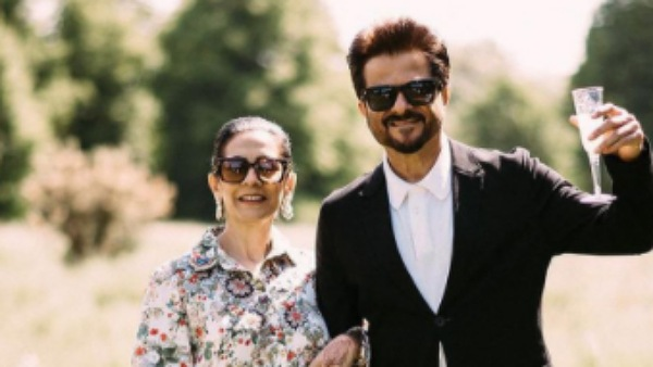 Anil Kapoor Shares Beautiful Anniversary Wish For Wife Sunita, Calls Her The 'Bedrock' Of His Life
