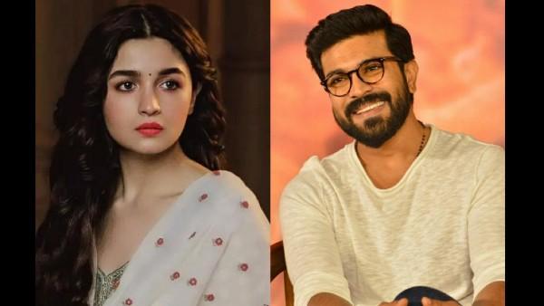 Alia Bhatt To Romance Ram Charan In Yet Another Biggie?