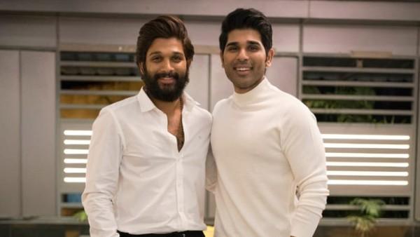 Allu Sirish Sends Token Of Love To Brother Allu Arjun; His Love-Filled Note Wins The Internet!