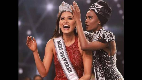 Miss Mexico Andrea Meza Crowned Miss Universe While Miss India Adline Castelino Becomes Third Runner-Up