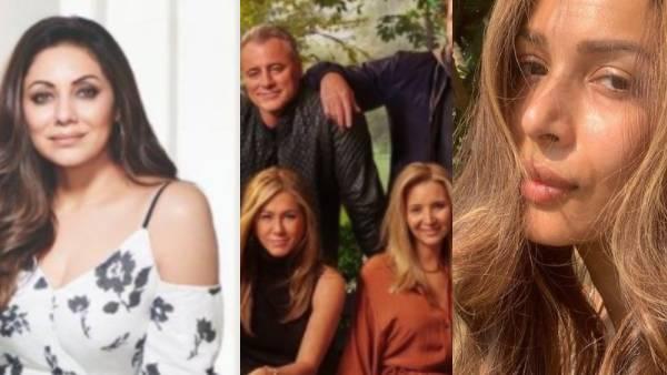 Friends The Reunion: Alia Bhatt, Gauri Khan, Malaika Arora And Other Celebs Shower Love On The Episode