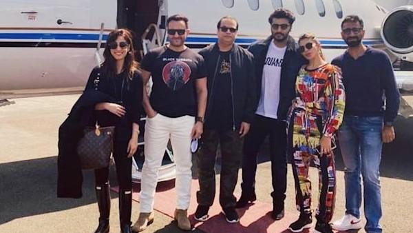 Saif Ali Khan-Arjun Kapoor's Bhoot Police To Get A Direct OTT Release?