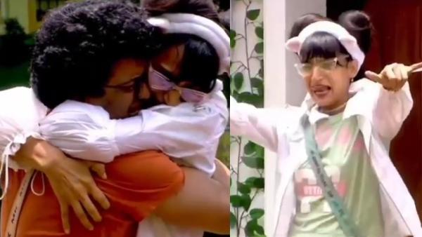 Bigg Boss Malayalam 3: Dimpal Bhal Is Back
