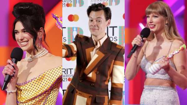 BRIT Awards 2021 Complete Winners List: Harry Styles, Dua Lipa, Taylor Swift Bag Top Honours