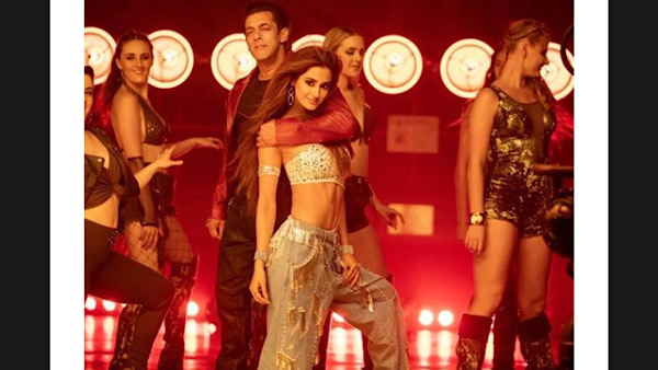 Disha Patani Is All Praises For Doctors Grooving To Her Radhe Track Seeti Maar