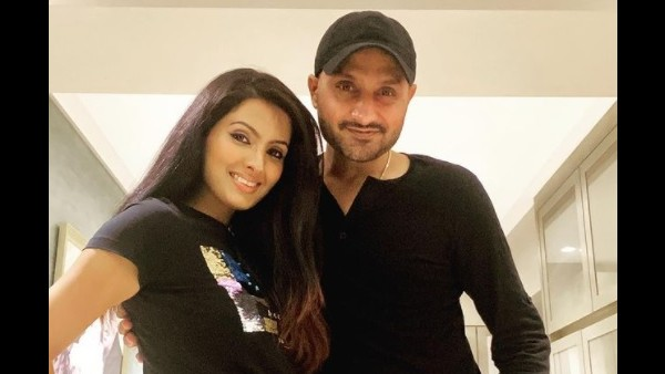 Geeta Basra Recalls How Harbhajan Singh Tried To Enquire About Her After Seeing Her On A Film Poster