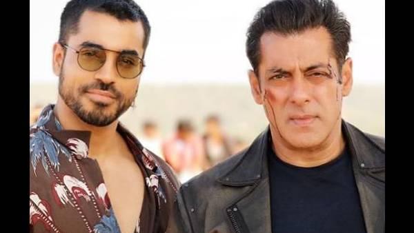 Salman Khan Helped Gautam Gulati With His Look In Radhe