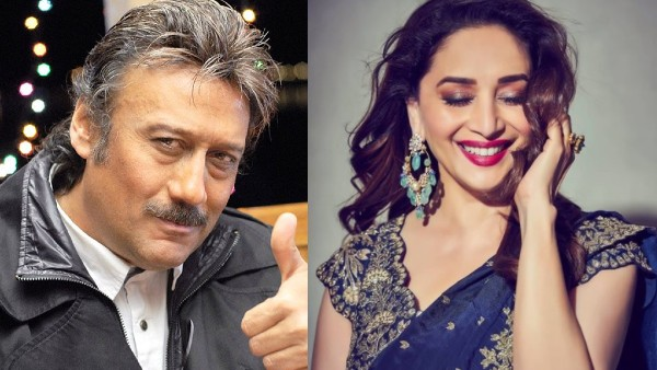 Jackie Shroff Praises Birthday Girl Madhuri Dixit; Says 'The Best Thing About Her Is Her Simplicity On Sets'