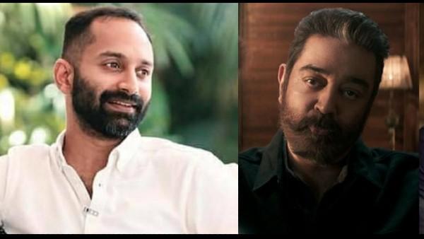 Vikram: Fahadh Faasil To Play A Corrupt Cop In Kamal Haasan-Lokesh Kanagaraj's Film?