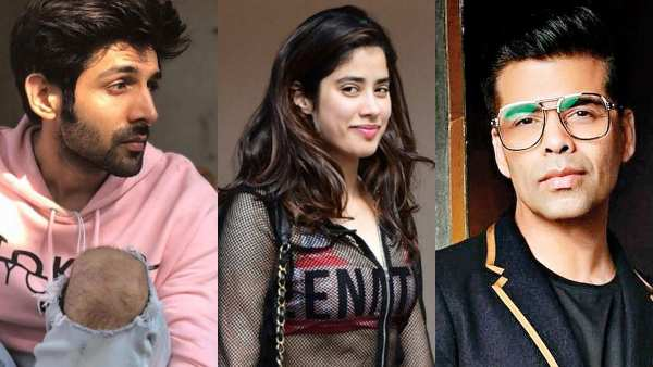 Dostana 2: Is Janhvi Kapoor The Real Reason For Kartik Aaryan's Fall Out With Karan Johar?