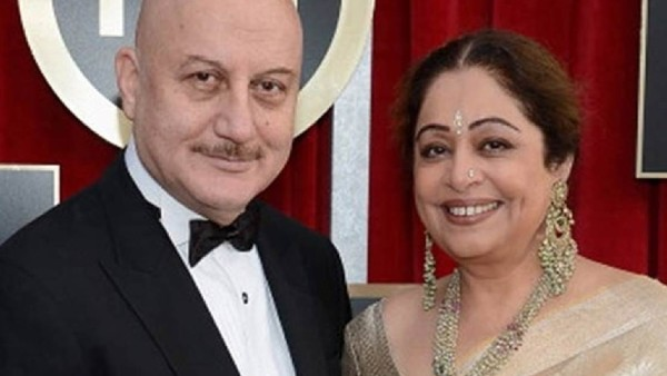 Anupam Kher Rubbishes Rumours About Kirron Kher's Health Condition; Requests 'Not To Spread Negative News'