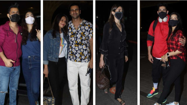 Khatron Ke Khiladi 11: Celebs Leave For Cape Town