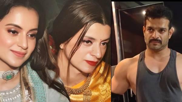 ALSO READ: Kangana Ranaut's Sister Rangoli Chandel Hits Back At Karan Patel For His 'Stand-Up Comedian' Statement