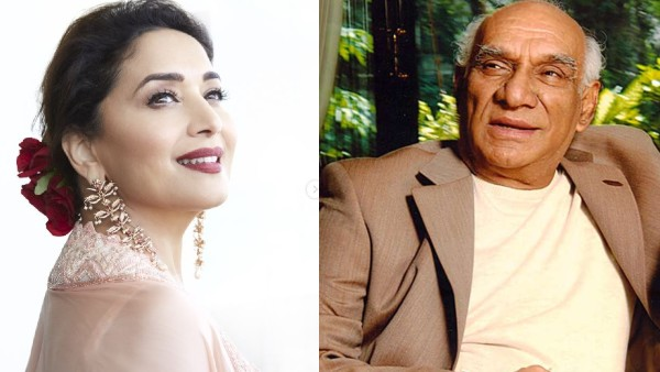 Madhuri Dixit Remembers Yash Chopra As A Progressive Director; Says 'He Always Kept Up With The Times'