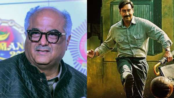 <strong>ALSO READ: </strong>Ajay Devgn's Film Maidaan's Set Destroyed By Cyclone Tauktae, Boney Kapoor Says Thankfully No One Was Injured