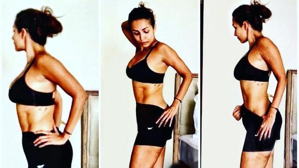 Malaika Arora Flaunts Her Bare Midriff; Reveals Why She Felt Broken Despite Recovering From COVID-19