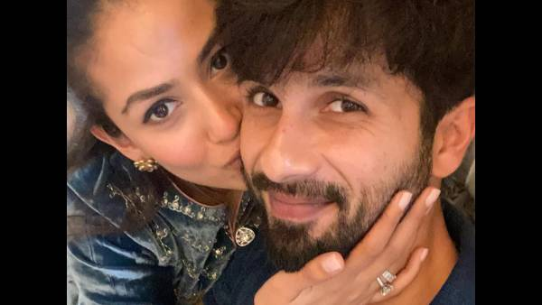 Shahid Kapoor's Wife Mira Rajput Shares A Picture Of His Shoes And Socks, Has A Hilarious Question For Fans