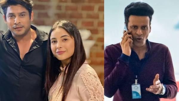 Manoj Bajpayee Has An Epic Reaction To Sidharth Shukla And Shehnaaz Gill Praising The Family Man 2 Trailer