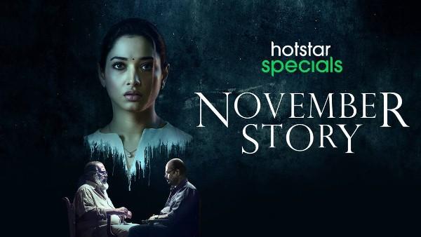 Tamannaah Bhatia's November Story Gets Blockbuster Response!