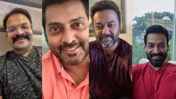 Prithviraj, Indrajith, Jayasurya And Narain Have A Reunion!