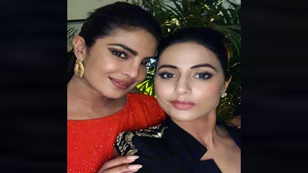 Hina Khan Is All Praise For Priyanka Chopra After She Received Message From Her Post Her Father's Demise