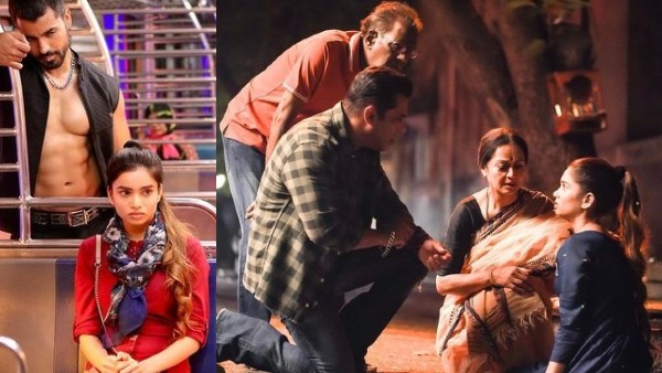 Radhe Deleted Scenes | Salman Khan's On-Screen Sister Nancy Shares Pictures  From Deleted Family Track - Filmibeat