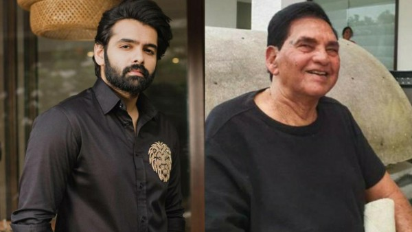 Ram Pothineni Pens A Heartfelt Eulogy For His Grandfather