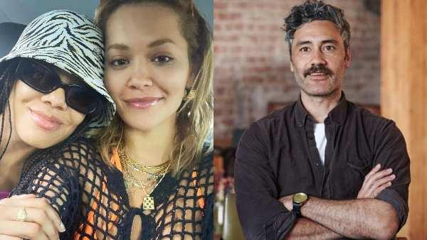 Rita Ora, Taika Waititi & Tessa Thompson Snapped Getting Cosy; Pics Go Viral