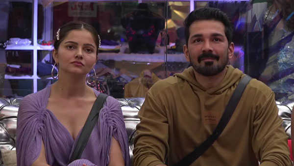 Abhinav Shukla Is Happy That Actress-Wife Rubina Dilaik Is Not A Part Of Khatron Ke Khiladi 11; Here's Why!