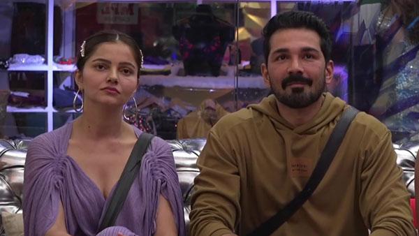Abhinav Shukla Is Happy That Actress-Wife Rubina Dilaik Is Not A Part Of Khatron Ke Khiladi 11; Here's Why!