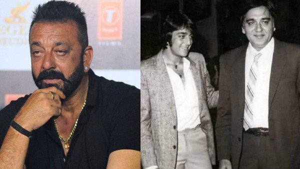 Sanjay Dutt Pays Tribute To Dad Sunil Dutt On His Death Anniversary With An Emotional Note
