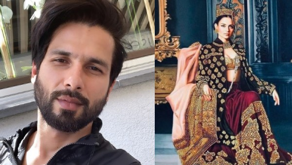 Eid-ul-Fitr 2021: Shahid Kapoor, Kangana Ranaut And Other Stars Wish Eid Mubarak To Fans