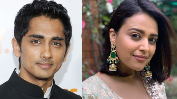 Siddharth On Being Called 'South Ka Swara Bhasker' By Hindi Speaking Junta: She's Awesome & A Cutie