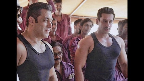 Salman Khan's Body Double Has An Uncanny Resemblance To Him