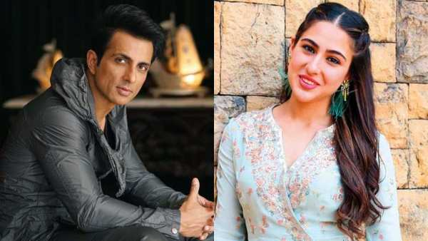 Sara Ali Khan Contributes To Sonu Sood's COVID-19 Relief Charity Foundation, Latter Says