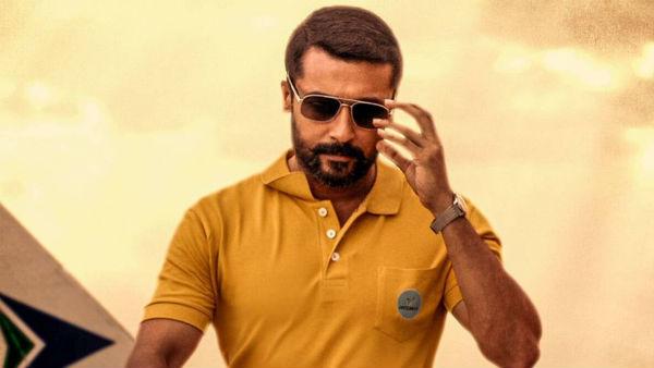 Soorarai Pottru Enters IMDb's Top Rated Films List; Suriya Starrer Sets New Record!