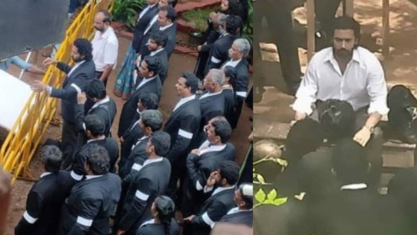 Suriya's 'Lawyer' Look For TJ Gnanavel Directorial Goes Viral!
